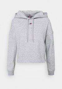 Tommy Hilfiger - REGULAR HOODIE - Sweatshirt - grey - 5