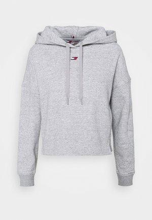 REGULAR HOODIE - Sweatshirt - grey