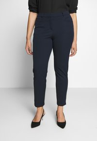 CAPSULE by Simply Be - EVERYDAY KATE TROUSER - Trousers - navy - 0