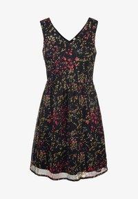 Blendshe - CHARLY - Day dress - black print - 6