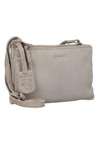 Burkely - JACKIE - Across body bag - sand grey - 1