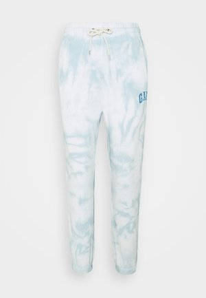 EASY - Tracksuit bottoms - cloudy blue