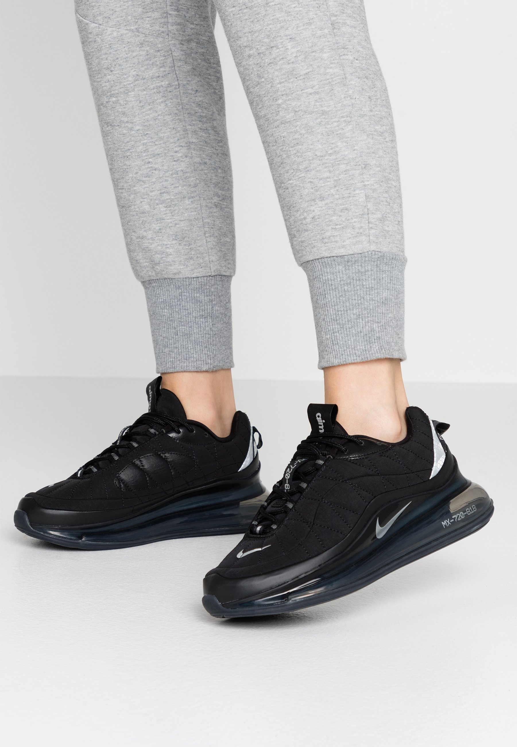 MX-720-818 - Baskets basses - black/metallic silver/anthracite
