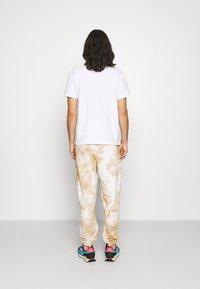Brixton - SERVICE - Print T-shirt - white - 2