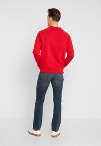 Pier One - Straight leg jeans - blue denim - 2