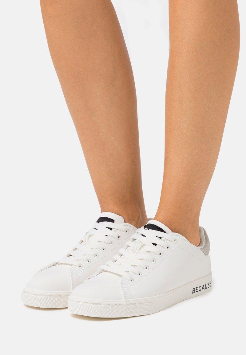 Ecoalf - SANDFORD - Sneakers basse - offwhite