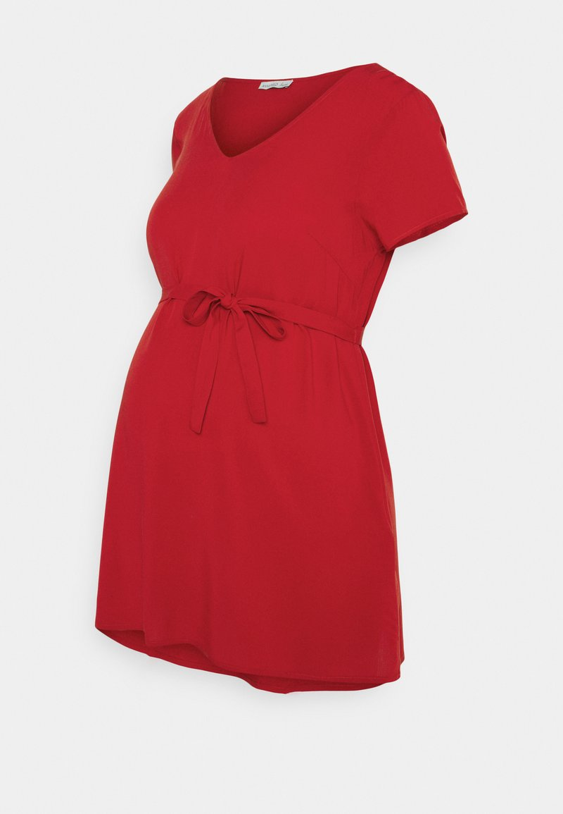 Anna Field MAMA - Camiseta básica - red