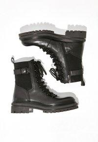 Inuovo - Platform ankle boots - blackblk - 2