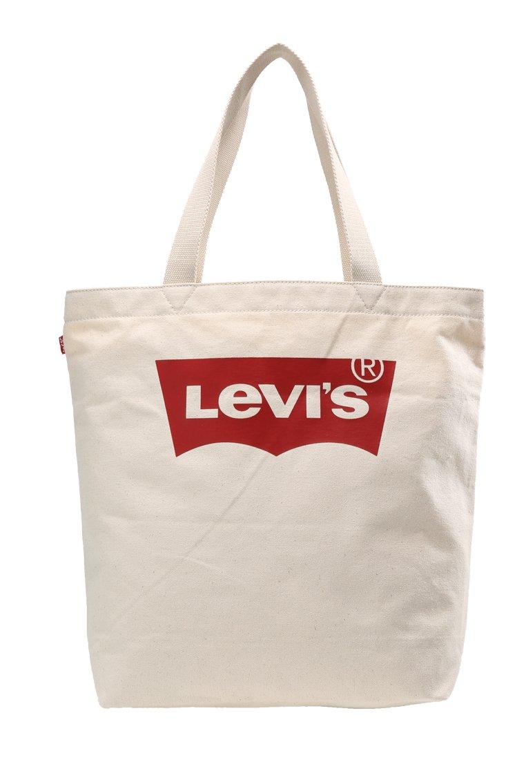 Levi's® BATWING TOTE - Shoppingveske - ecru/offwhite M92bBCNNj6WrVbt