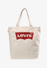 Levi's® - BATWING TOTE - Tote bag - ecru - 5