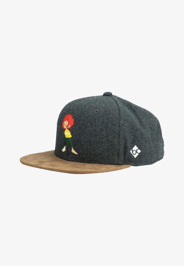 Cap - dunkelgrau