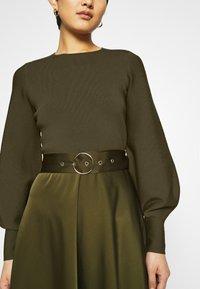 Ted Baker - GWENII - Maxi dress - khaki - 5