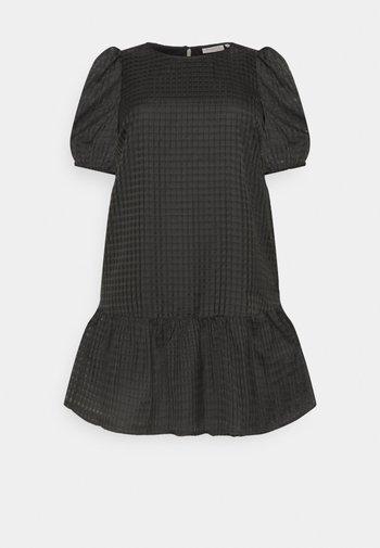 CARELANA KNEE DRESS - Robe d'été - phantom
