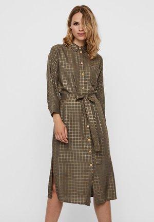 GLITZER - Robe chemise - bungee cord