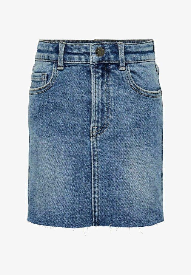 Jupe en jean - medium blue denim