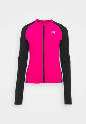RIIHIMAKI - Cyklistický dres - hot pink