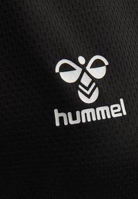 Hummel - LEAD WOMEN - T-shirt print - black - 3