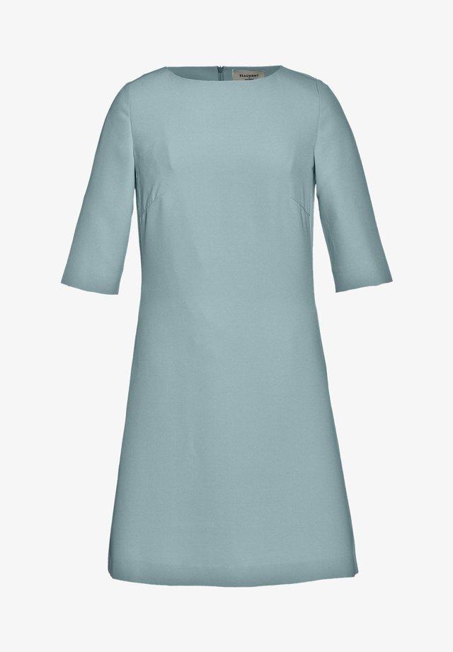 Korte jurk - sky