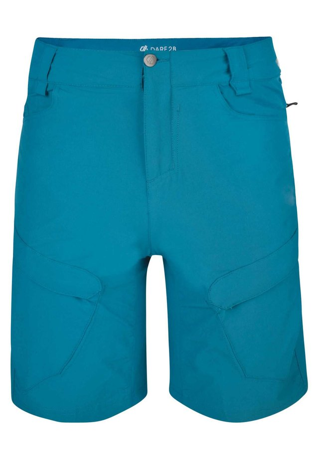 Outdoor shorts - ocean depths