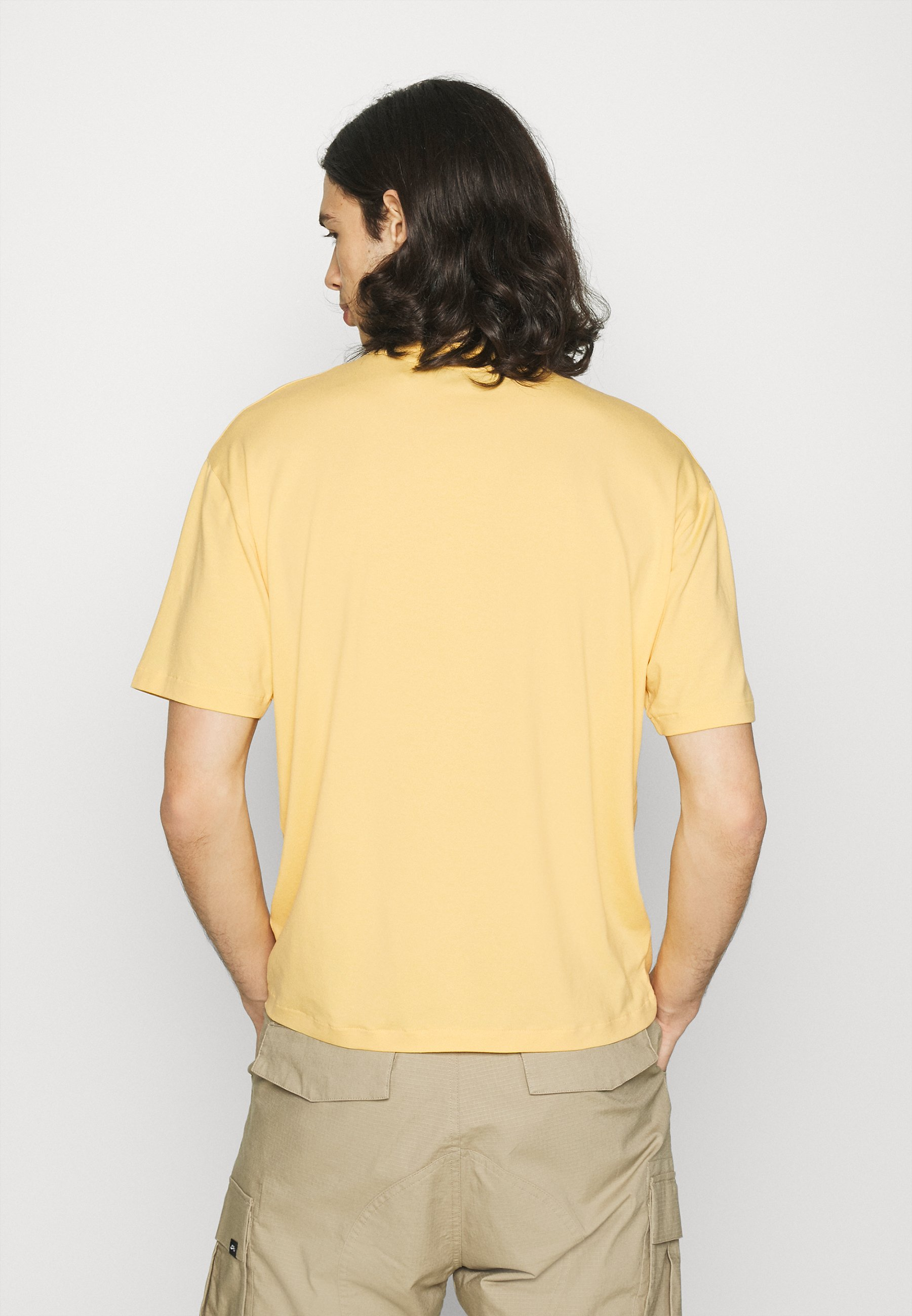 Homme MOCK NECK RELAXED - T-shirt basique