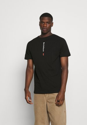 CALIFORNIA TEE - T-shirt print - black