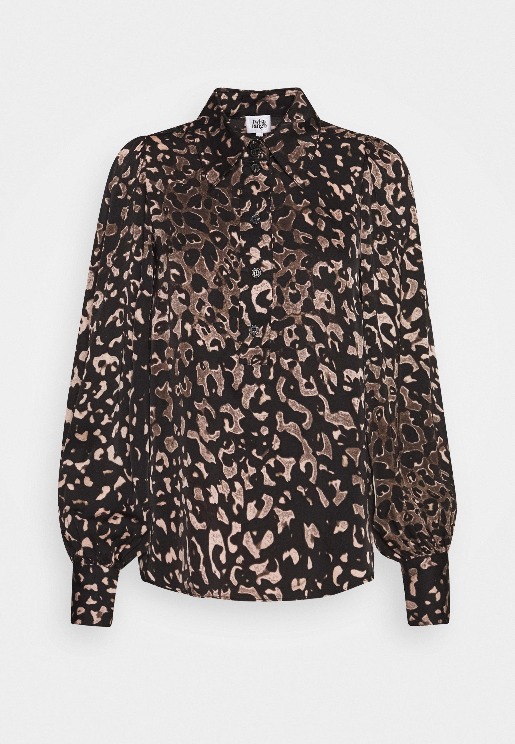 Brune Bluser & skjorter   Dame   Nye kolleksjoner online på