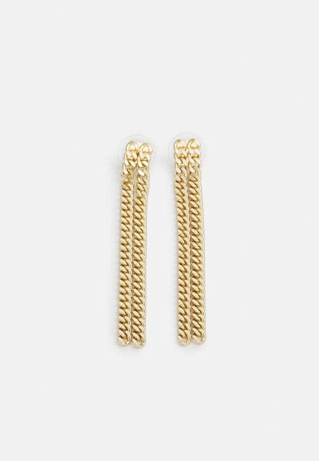 EARRINGS GUDRUN - Korvakorut - gold-coloured