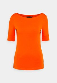 Lauren Ralph Lauren - Basic T-shirt - dusk orange - 5