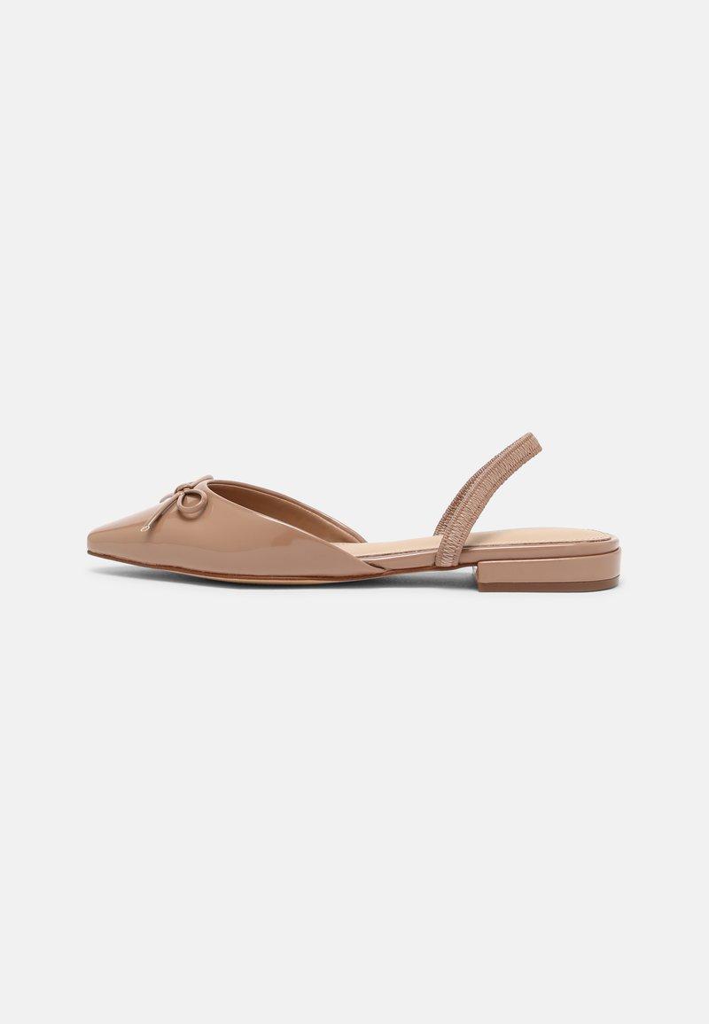 ALDO - FELLAN - Slingback ballet pumps - bone