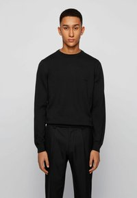 BOSS - PACAS - Jumper - black - 0