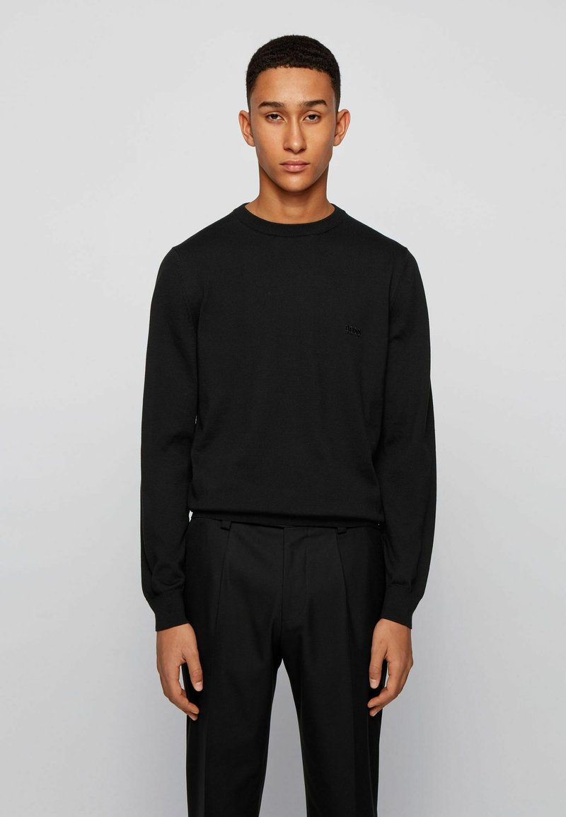 BOSS - PACAS - Jumper - black