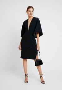 LEXI - REMA DRESS - Cocktail dress / Party dress - black - 2