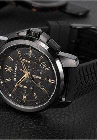 Maserati - QUARZ SUCCESSO 44MM - Watch - schwarz - 4