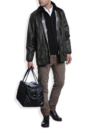 BEDALE - Lehká bunda - black
