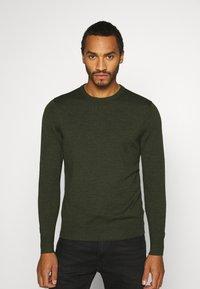 Calvin Klein Tailored - Jumper - green - 0