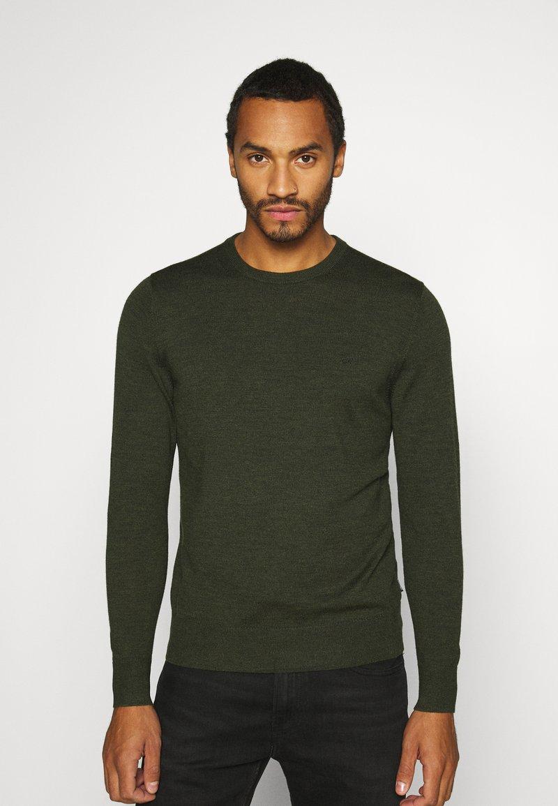 Calvin Klein Tailored - Jumper - green