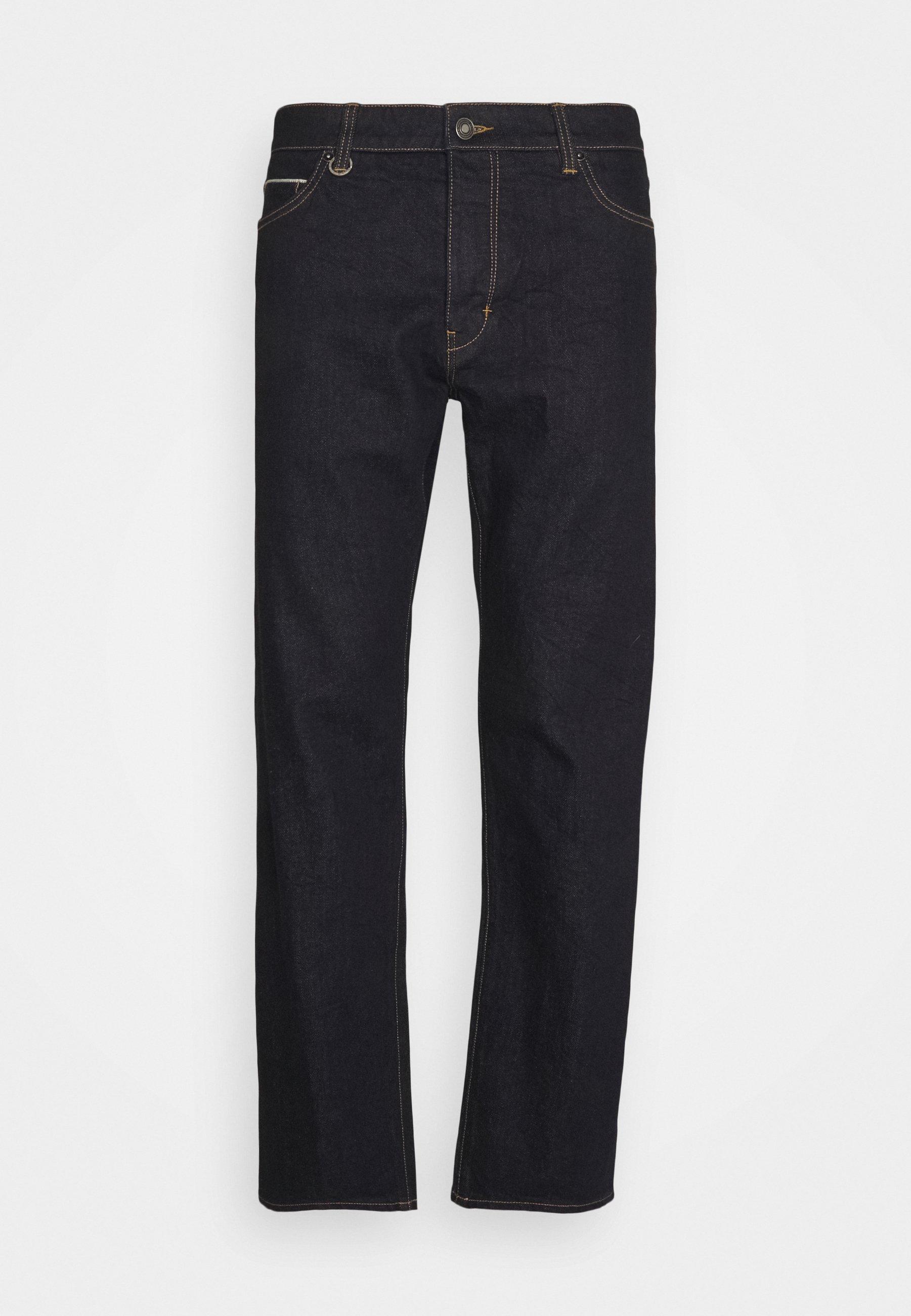 Men RAY SELVEDGE - Straight leg jeans