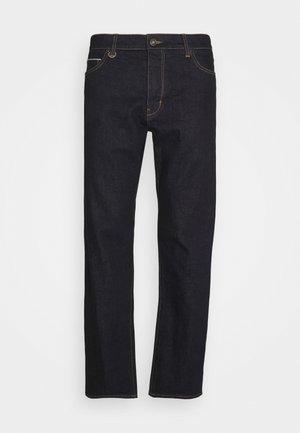 RAY SELVEDGE - Straight leg jeans - italian selvedge
