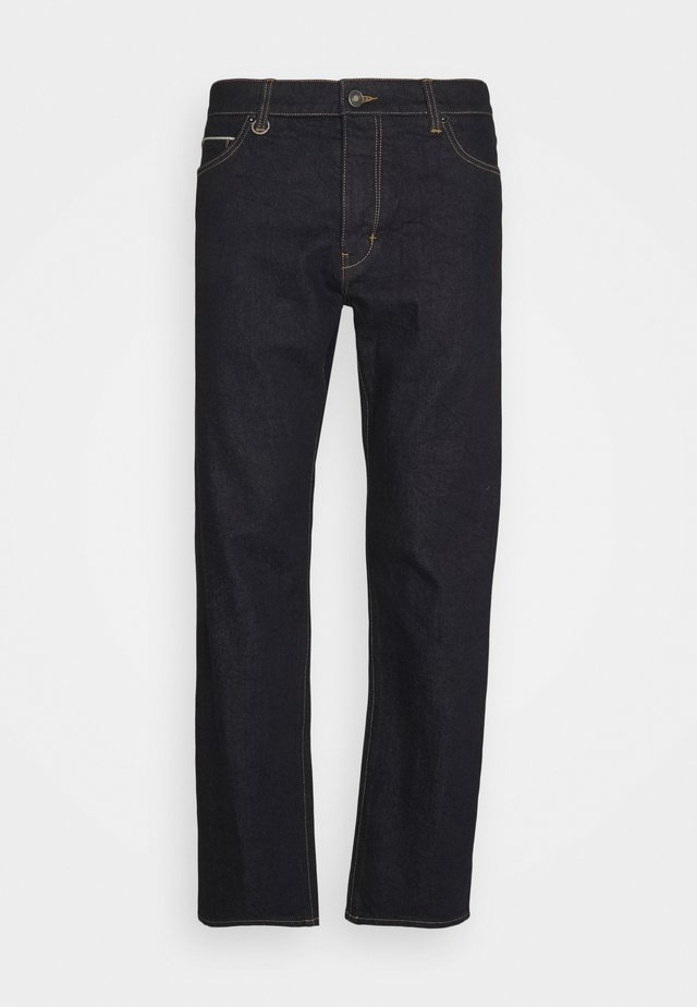 RAY SELVEDGE - Jeans straight leg - italian selvedge