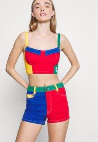 Karl Kani - BLOCK - Top - multicolor - 3