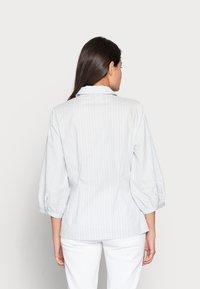 Modström - JASLEEN SHIRT - Button-down blouse - blue stripe - 2