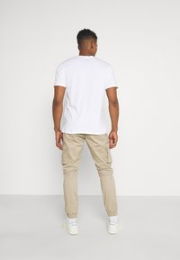 Only & Sons - ONSCAM STAGE CUFF - Cargo trousers - chinchilla - 2