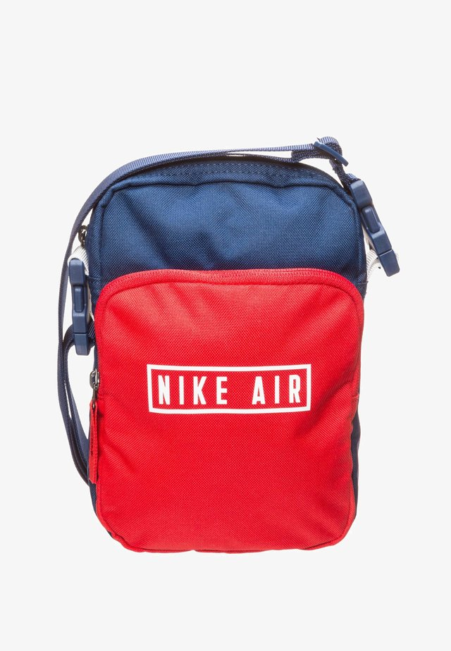 HERITAGE AIR TASCHE - Across body bag - blue/red/white