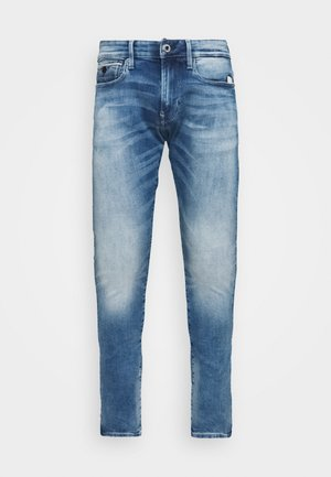 REVEND N SKINNY - Slim fit jeans - blue denim