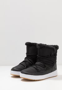 Viking - SNOFNUGG GTX - Zimní obuv - black/charcoal - 3