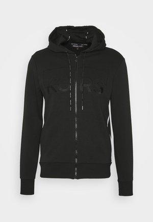 KI HOODIE - Zip-up hoodie - black