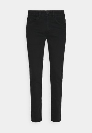 LYON JEANS - Jeans Skinny Fit - deep black