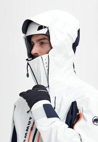 Mammut - Ski jacket - marine-bright white - 16