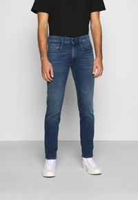 Replay - ANBASS - Slim fit jeans - medium blue - 0