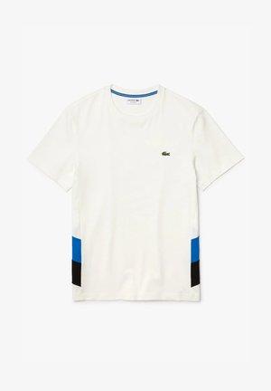 BIG LOGO - T-shirt imprimé - navy blue broom